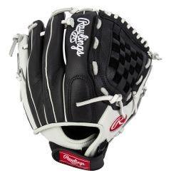 """Rawlings Shut Out RSO115BW 11.5"""" Fastpitch Softball Glove"""