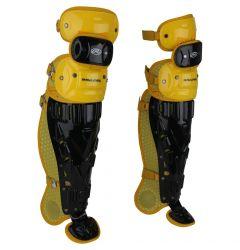Rawlings LGVELI Velo Intermediate Catcher's Leg Guard