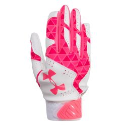 Under Armour Clean Up Girl's Softball Batting Gloves