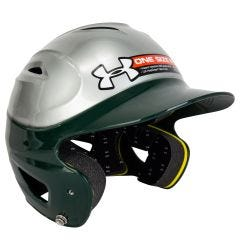 Under Armour OSFA Two-Tone Batting Helmet - 2017 Model