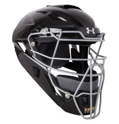Under Armour Converge UAHG3-AS Solid Adult Catcher's Helmet