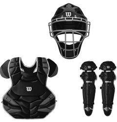 Wilson C1K NOCSAE Certified Adult Baseball Catcher's Kit