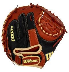 "Wilson A2000 1790 SuperSkin 34"" Baseball Catcher's Mitt - 2021 Model"