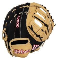 "Wilson A2000 2820 SuperSkin 12.25"" Baseball First Base Mitt - 2021 Model"