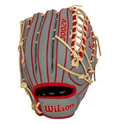 "Wilson A2000 OT7 SuperSkin 12.75"" Baseball Glove - 2021 Model"