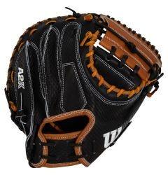 """Wilson A2K M1D 33.5"""" Baseball Catcher's Mitt - 2021 Model"""