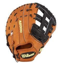"Wilson A2000 2013 12.5"" Baseball First Base Mitt"