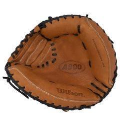 """Wilson A900 34"""" Baseball Catcher's Mitt"""