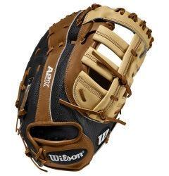 """Wilson A2K 2820SS 12.25"""" Baseball First Base Mitt"""