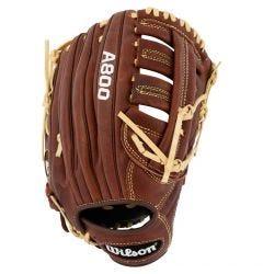 "Wilson A800 Showtime 12.5"" Adult Baseball Glove"