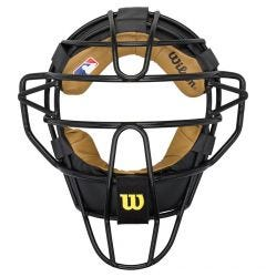 Wilson Dyna-Lite Steel Catcher's Facemask with Non-Wrap Around Pads