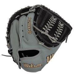 Wilson A2000 CM34 SuperSkin Fastpitch Catcher's Mitt - 2021 Model