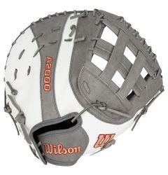 "Wilson A2000 FP1B SuperSkin 12"" Fastpitch First Base Mitt - 2021 Model"