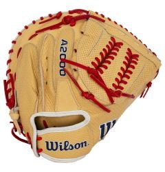 "Wilson A2000 Aubree Munro 34"" Fastpitch Catcher's Mitt - 2021 Model"