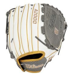 "Wilson A2000 V125 SuperSkin 12.5"" Fastpitch Softball Glove - 2021 Model"