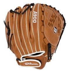 "Wilson Aura 12.5"" Fastpitch Softball Glove"