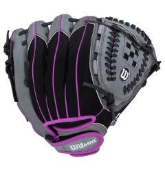 "Wilson Flash 11"" Youth Fastpitch Softball Glove - 2019 Model"
