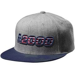 Wilson A2000 Heather Snapback Hat