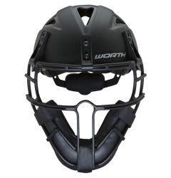Worth LGTPH Legit Slowpitch Softball Pitcher's Mask