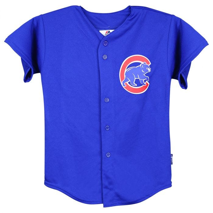chicago cubs youth jersey
