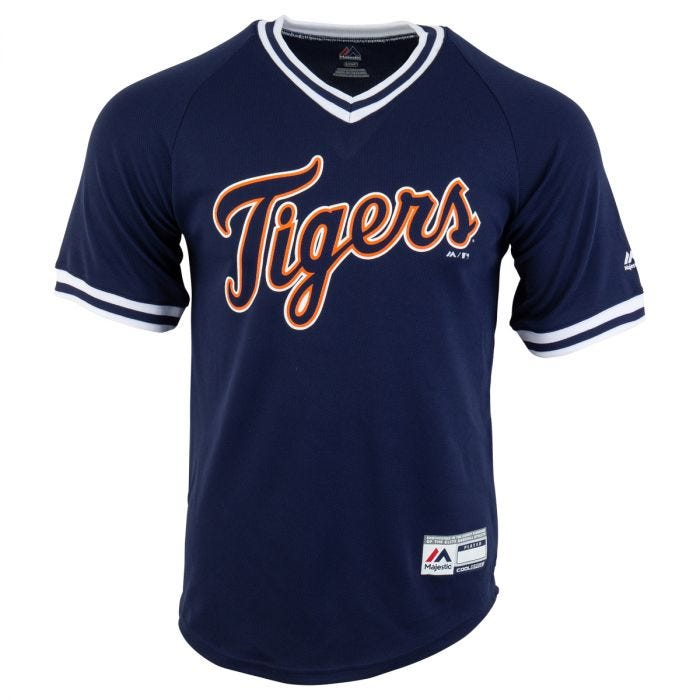 tigers jersey