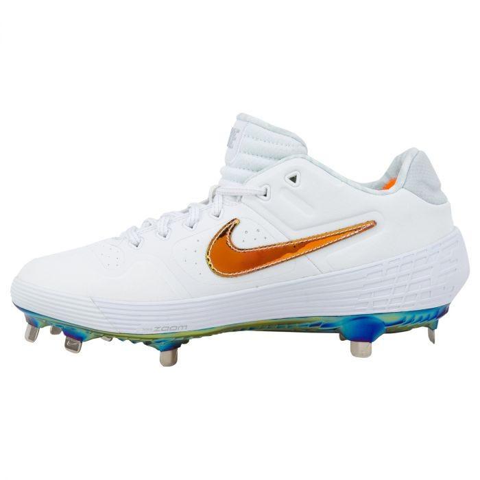 Nike New Mens Alpha Huarache Elite 2 Low Metal Baseball Cleats Pick Sz /& Color