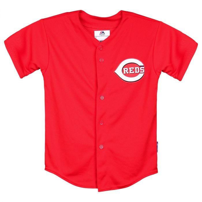 Cincinnati Reds Baseball Apron
