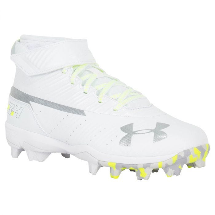 Mid Rubber Molded Baseball Cleats