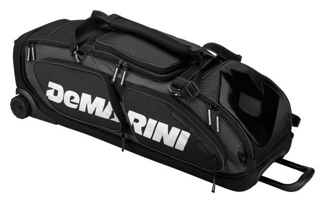 Black Ops Roller Bag Demarini Black Ops Bag w/