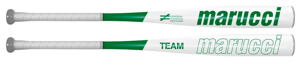 Marucci Team Alloy Green BBCOR -3 Adult Baseball Bat