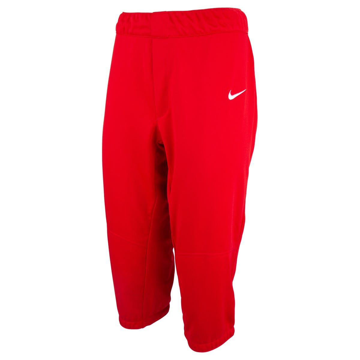 Core 34 Pant by Nike; Womens Softball - X-Large Red