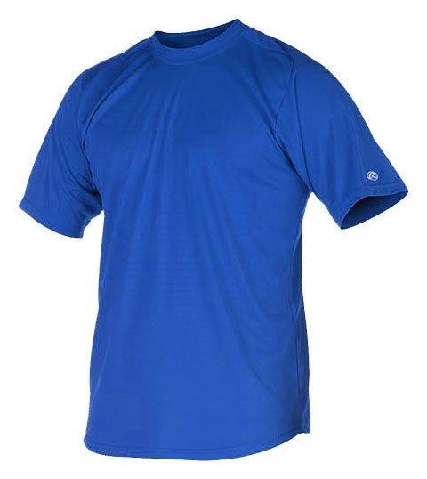 Rawlings Shortsleeve Adult Crew Shirt