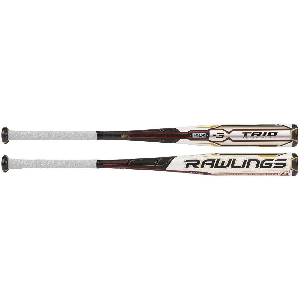 Rawlings Trio Balanced BBCOR -3 Adult Baseball Bat