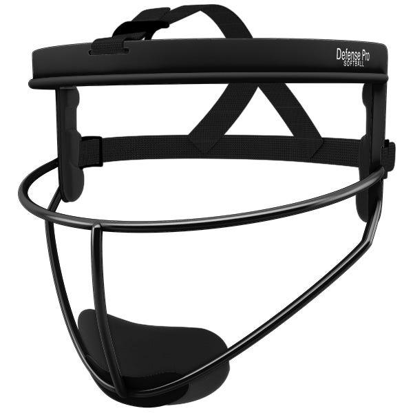 Rip-It Adult Defensive Face Guard wBlackout Technology