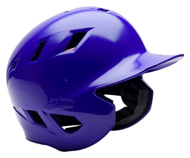 Schutt Air-6 3106 High Gloss Batting Helmet