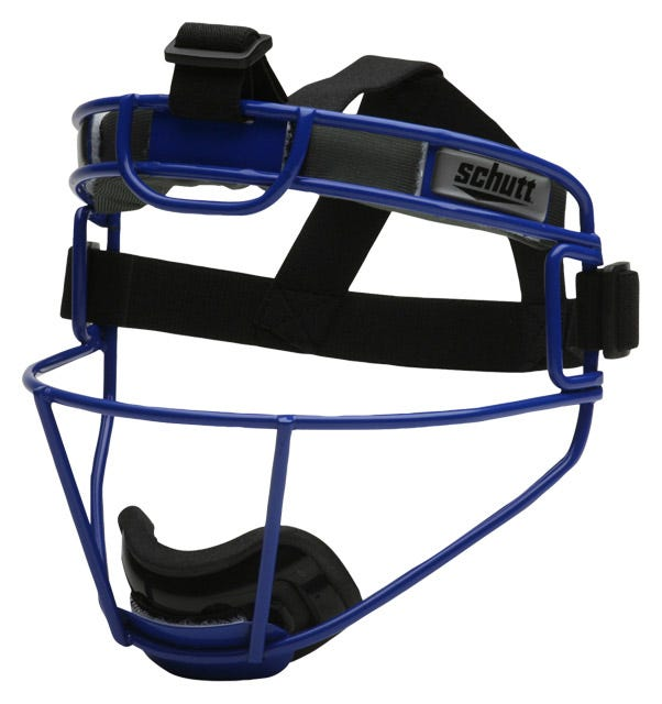 Schutt Adult Softball Fielders Faceguard