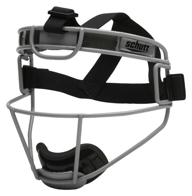 Schutt Adult Titanium Softball Fielders Faceguard