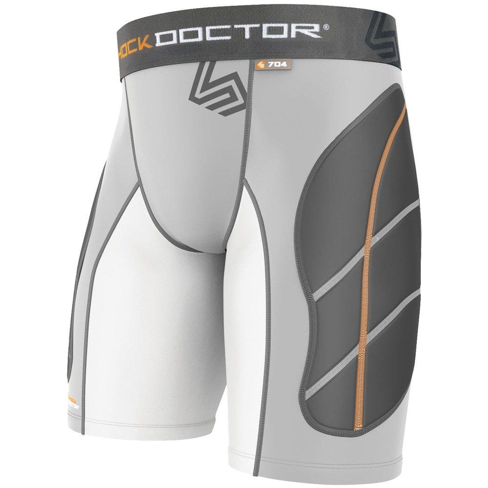 Shock Doctor Ultra Padded Men's Sliding Shorts