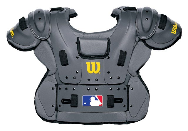 Wilson A3215 Chest Protector image