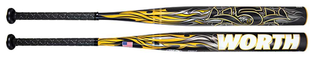 worth-454-balanced-composite-sb4bu-usssa-slowpitch-softball-bat