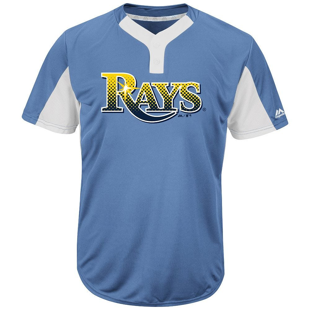 Majestic MAIY83 MLB Premier Youth Jersey - Tampa Bay Rays