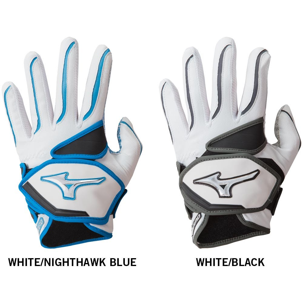 mizuno 2017 nighthawk womens fastpitch batting gloves