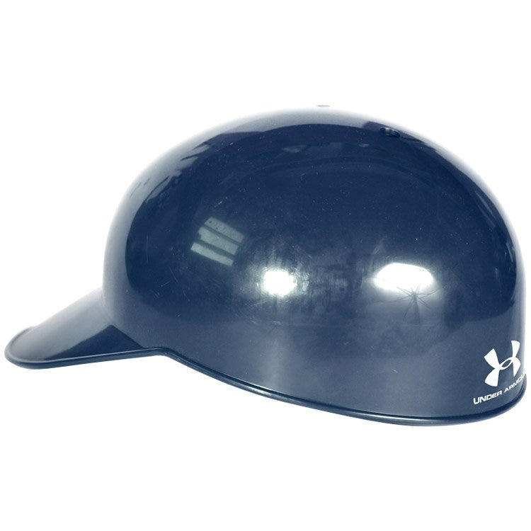 Navy Baseball Catcher's Skull Cap; Adult - Under Armour Classic Pro