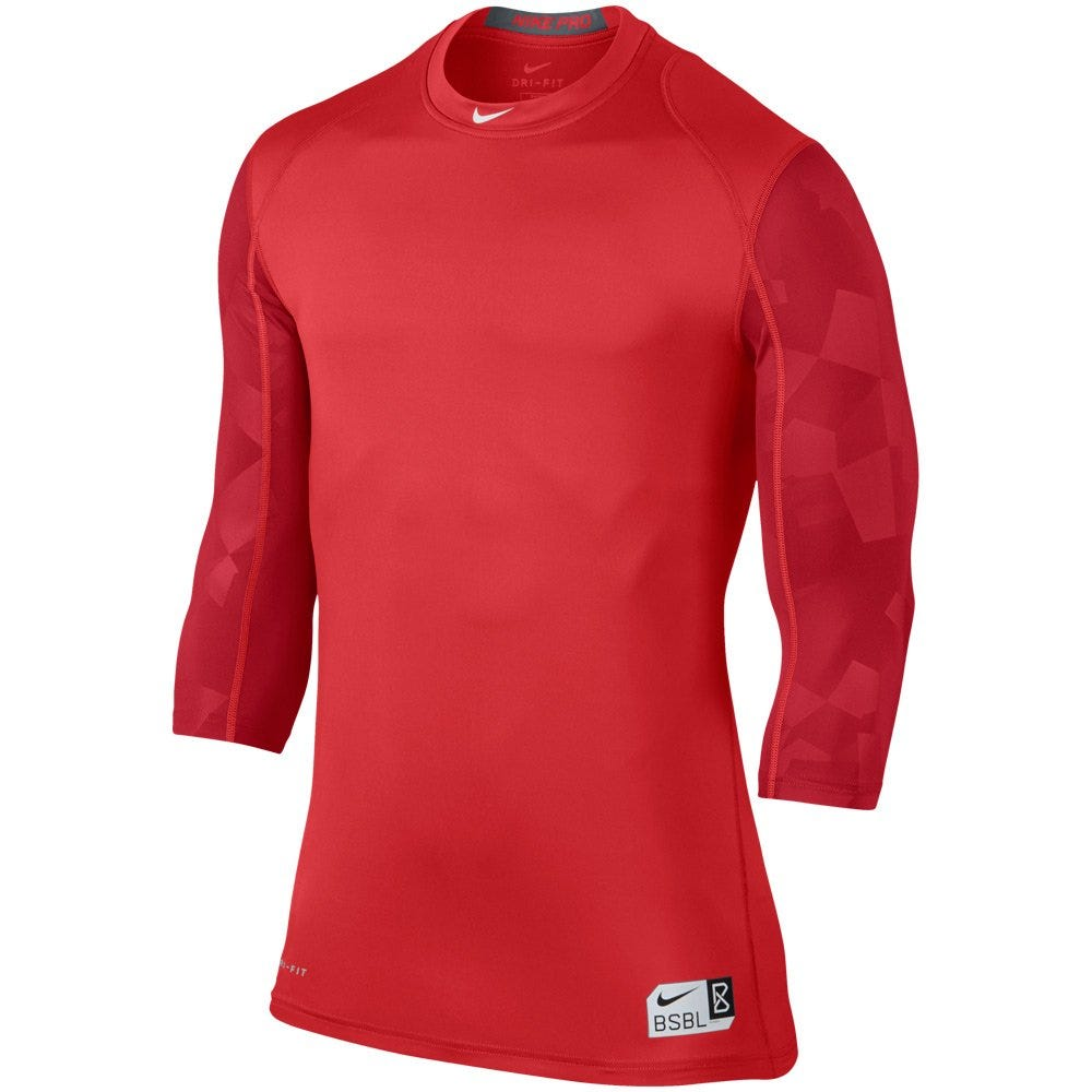 Nike Pro Cool Men's Baseball Top
