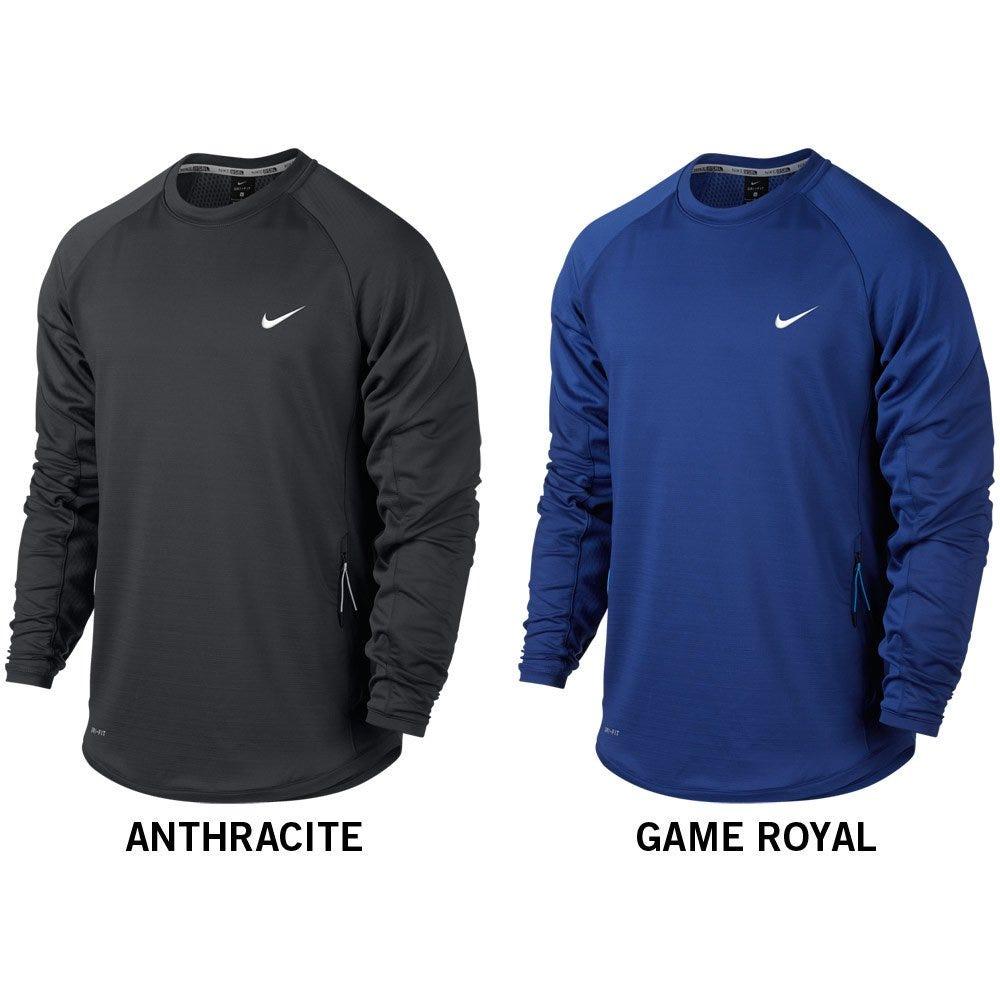 Nike jacket baseball - Nike Hybrid Long Sleeve Men S Baseball Top