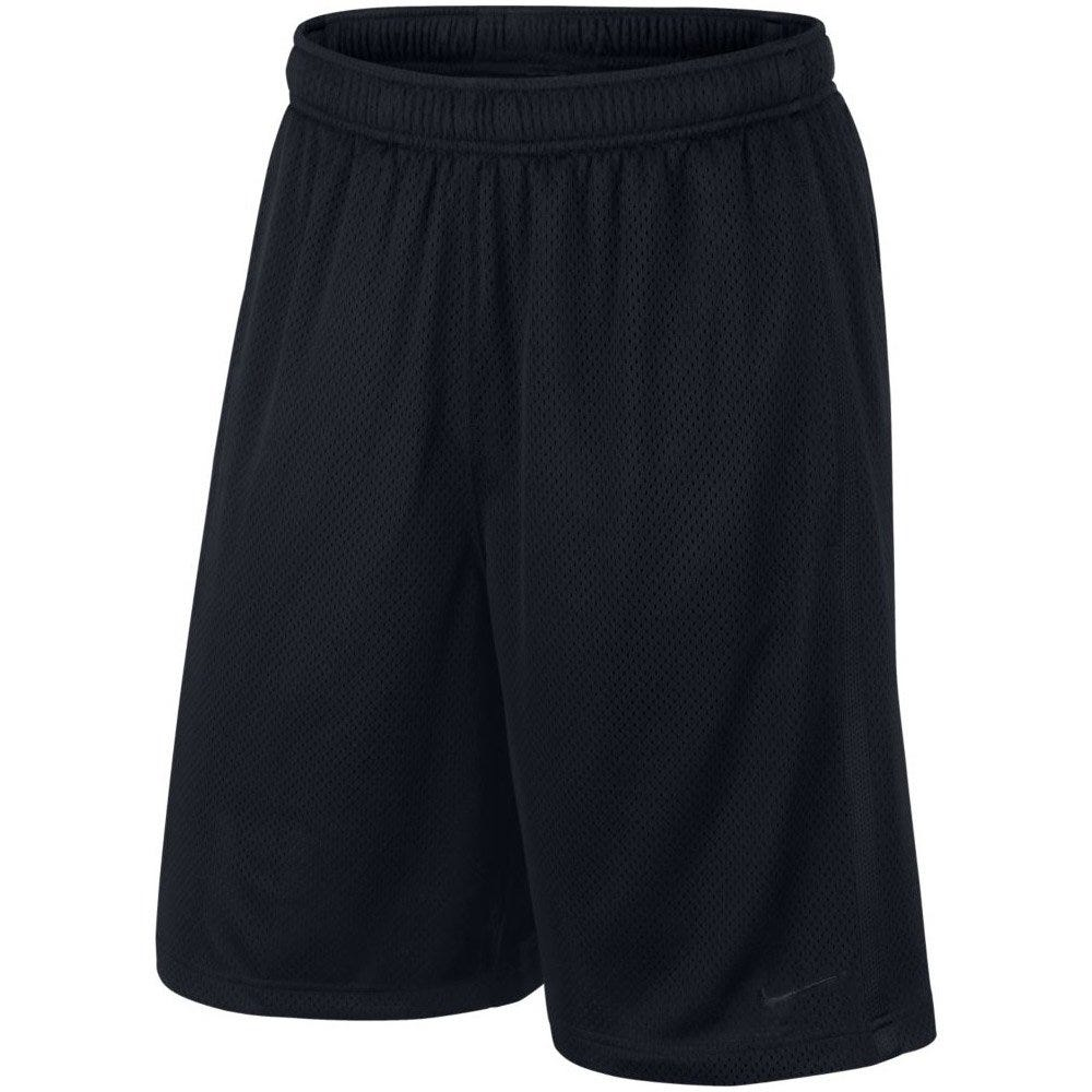 Monster Mesh Short by Nike - Small; Blue Lacquer/Bright Crimson