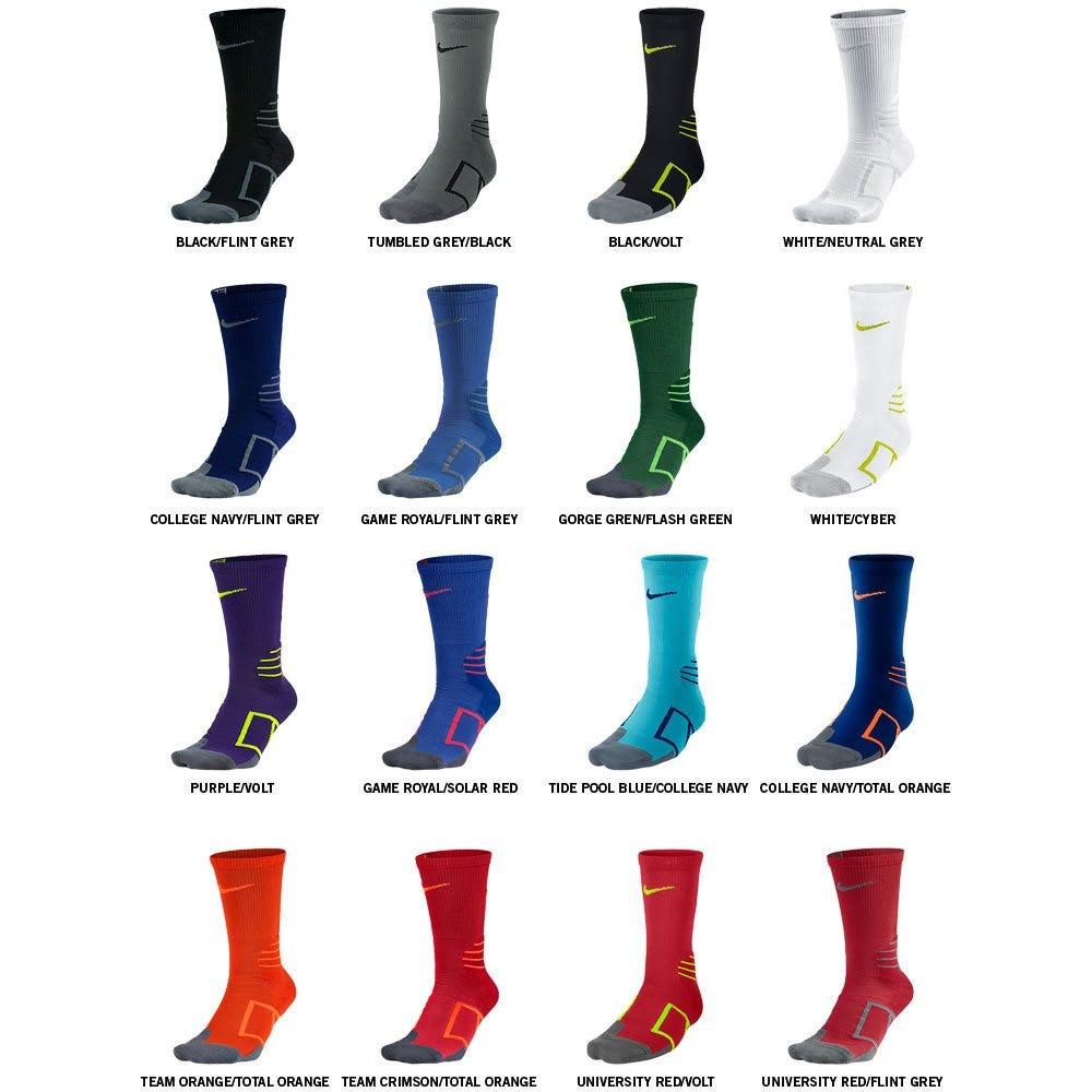 Nike Elite Baseball Vapor Crew Sock - Nike Elite Vapor Crew Sock