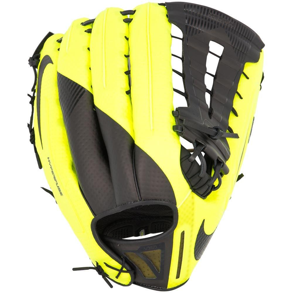 Nike Vapor 360 BF1665 Baseball Glove - Volt/Black