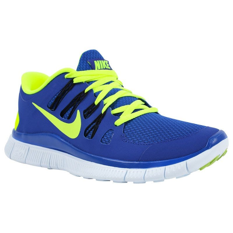 Nike Free 5.0 Mens Training Shoes - Hyper Blue