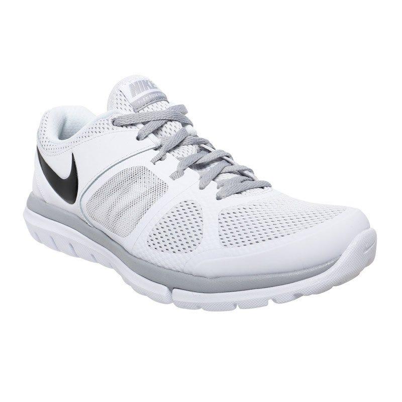 Nike Flex Run Womens Running Shoes - White
